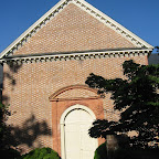 Abingdon Episcopal Church White Marsh, Gloucester County, Virginia