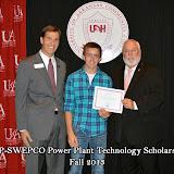 Scholarship Ceremony Fall 2013 - Power%2BPlant%2Bscholarship%2B3.jpg