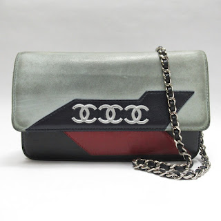 Chanel Triple CC Crossbody