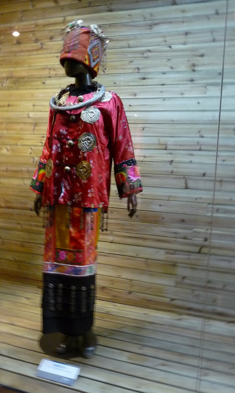 CHINE.YUNNAN.KUN MING Temple, jardin horticole,Musée des minorites - P1270468.JPG