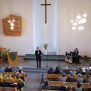 Kolgata 112. aastapäev - Veski tn kirikus