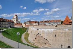 7 vilnius Bastion du 16m. Sud Est