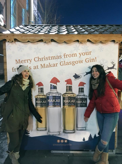 Gin Gle All The Way Makar Launches Miniatures For Christmas