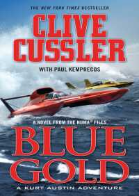 Blue Gold By Clive Cussler