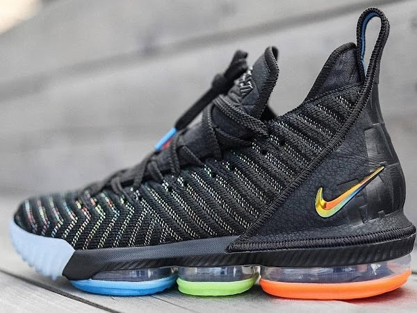 lebron limited edition shoes