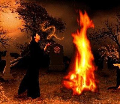 Wiccan Magic Rituals, Wicca Girls
