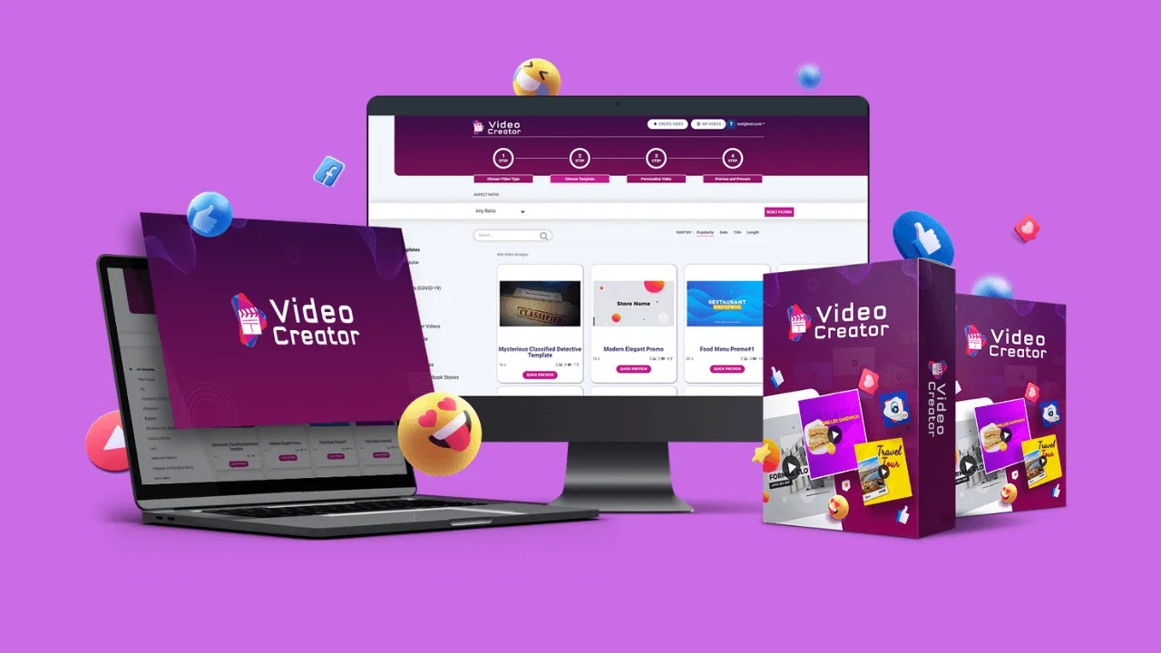 Create animated videos for marketing & promoting your Business- VideoCreator Review