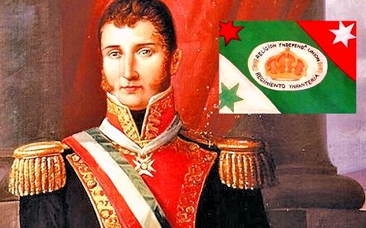 ¿Quién inventó la bandera de México?