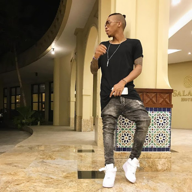 Tekno Has A Huge Crush On Genevieve