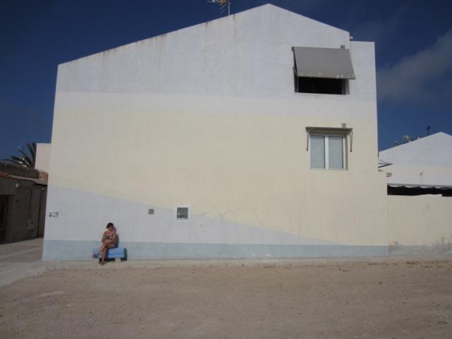Mural en tabarca alcoiama blog cositas de andar por - Casas en tabarca ...