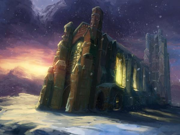 Citadel In Snow, Magick Lands 2