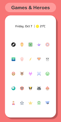 Precise : Icon Pack 이미지[4]