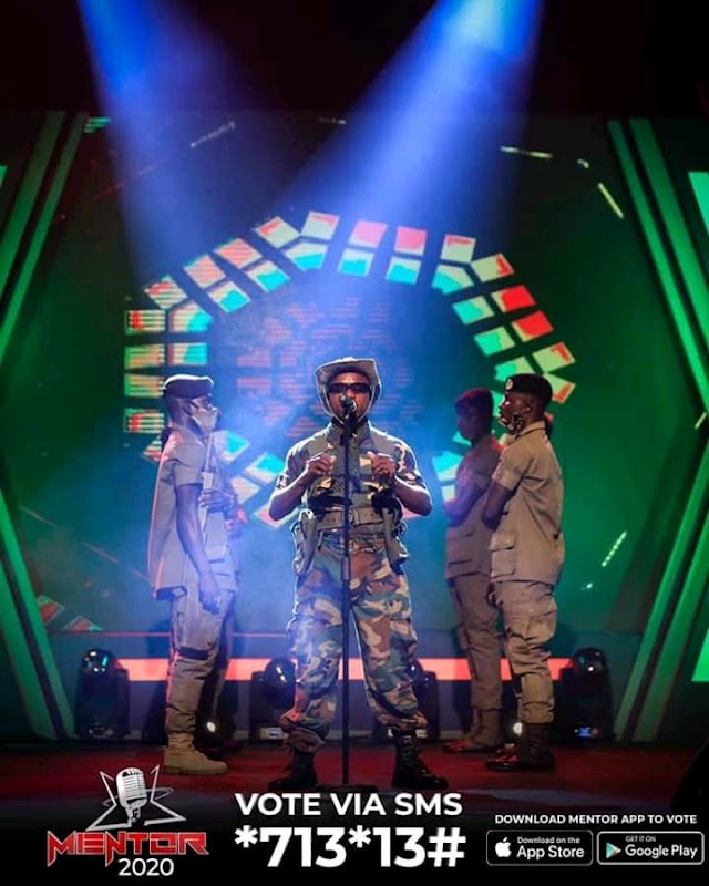 Kweku Banny - Crowned Winner Of This Year Tv3 Mentor Reloaded.