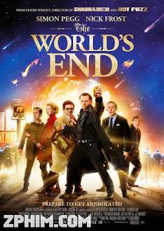 Kết Thúc Của Thế Giới - The World's End (2013) Poster