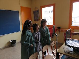 Projecte.- Fem i gravem la nostra cançó 3r