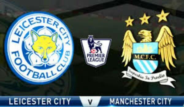 Leicester City vs Manchester City premier league match highlight