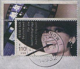 Allemagne 2002 3ème exemplaire oblitéré 135000€