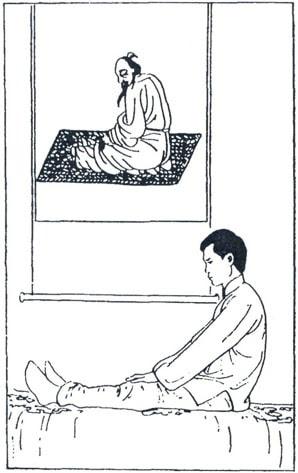 Разглаживание ног