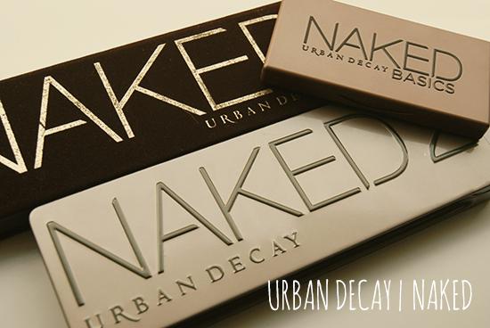 Urban Decay | Paletas NAKED