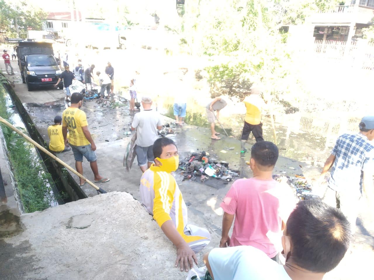 Sinergitas Antara Polsek Lilirilau Bersama Pemerintah Kecamatan dan Kelurahan Serta Masyarakat Setempat Giat Gerebek
