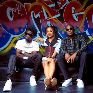 Audio - DJ Vyrusky - All Correct - ft Kuami Eugene & Adina Thembi ( Produced by Dj Vyrusky )