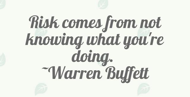 Warren Buffett's Quote