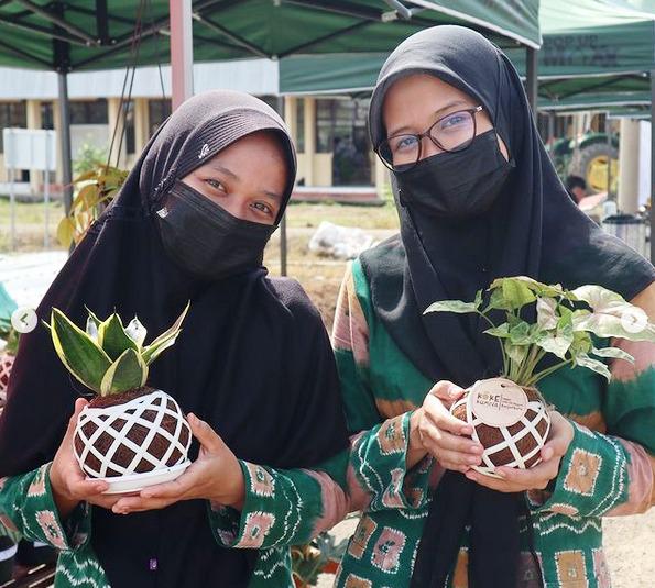 Tingkatkan Kompetensi Siswa, SMK PPN Banjarbaru Ikuti Lomba AHMBS 2021