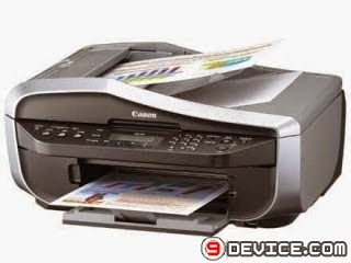 Canon PIXMA MX310 laser printer driver | Free download & deploy