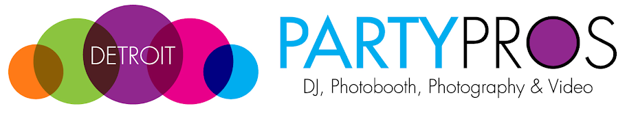 Party Pros Detroit Logo