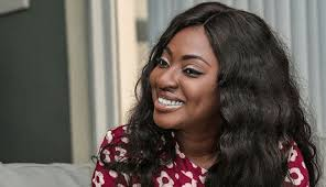 Yvonne Jegede and her husband, Abounce have welcomed their first child after 2 years of marriage