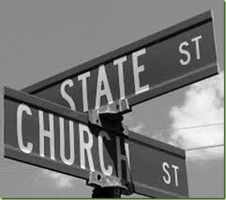 church and state street