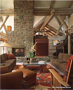 Интерьеры деревянных домов - 0053.jpg