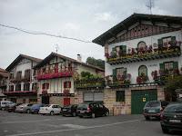 La jolie ville de Bera en Espagne