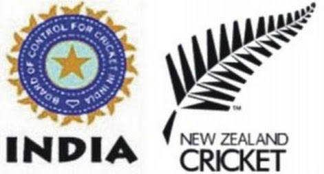 India vs New Zealand tast match