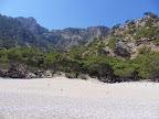 Παραλία Απελλά και πάλι