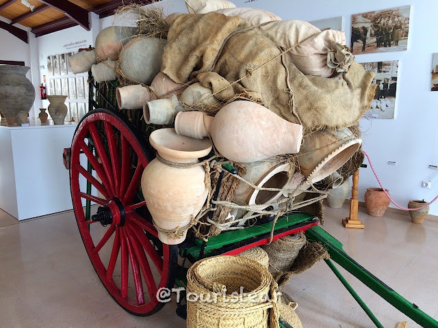 Museo Alfarero, Mot del Cuervo