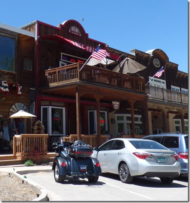 True Grit Restaurant, Ridgway Colorado