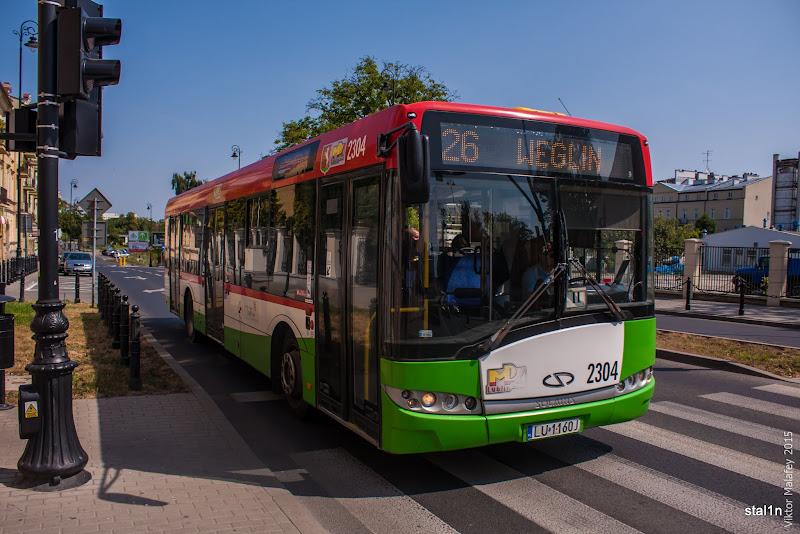 Автобус геть як в Рівному тролейбус