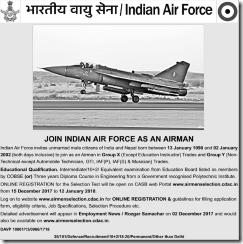 IAF-Airman-Notification-2018-www.indgovtjobs.in