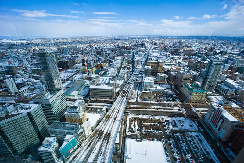 札幌 JRタワー展望室 写真2