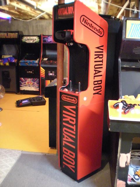 Arcade Virtual Boy