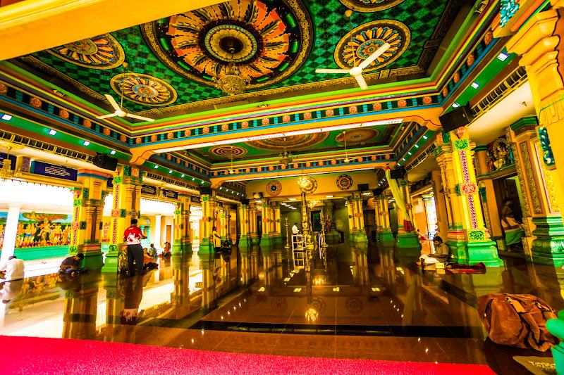 Kuala Lumpur Chinatown Sri Maha Mariamman Hindu Temple2