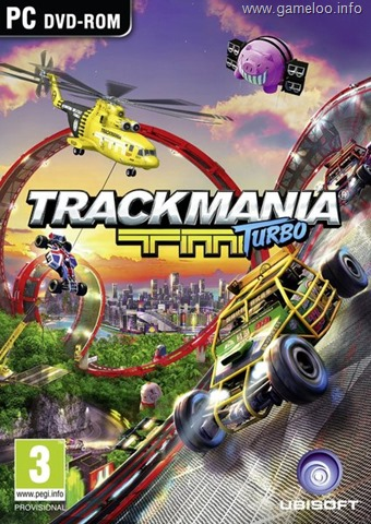 Trackmania Turbo - CODEX - 2016 - FULL ISO