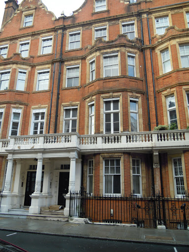 Green Street - from the James Bond walking tour - one of the best walking tours in London