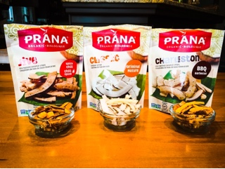 Prana's Coconut Chips