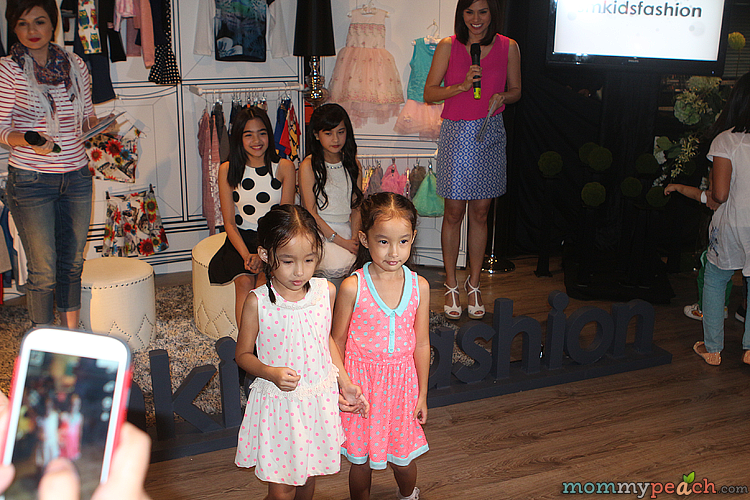 SM Kids Fashion Holiday 2014