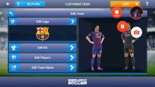 Descargar e instalar Dream League Soccer 2018 (DLS 18) Apk, Mod, Obb