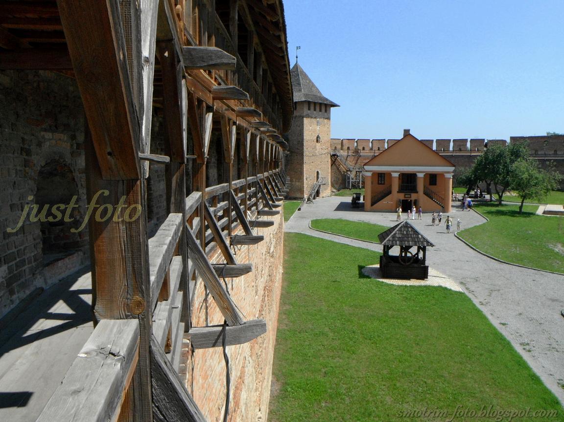 Старый Луцк - Верхний замок фото