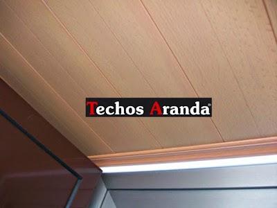 Presupuestos Falsos Techos Aluminio Madrid
