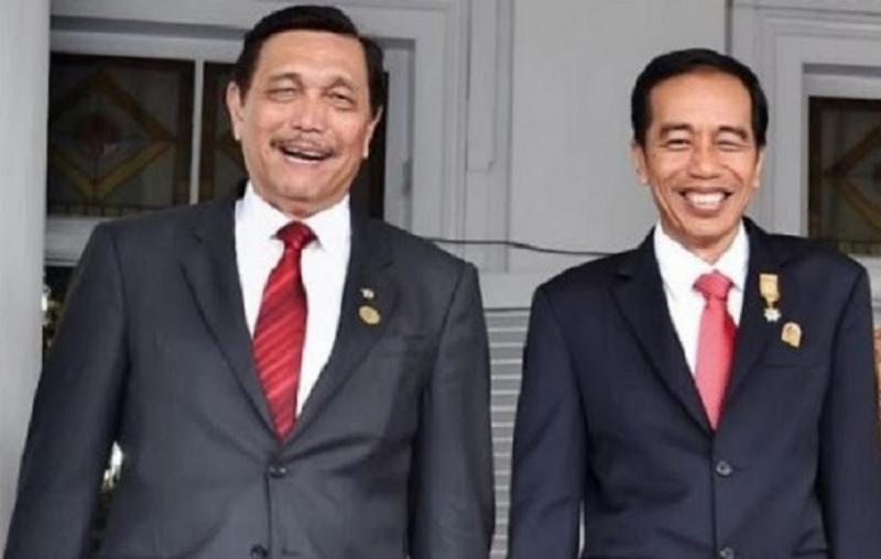 RI Darurat Covid Lagi, Harusnya Jokowi Pimpin Langsung, Bukan Luhut
